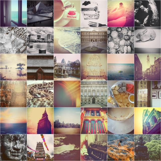 Past Travels